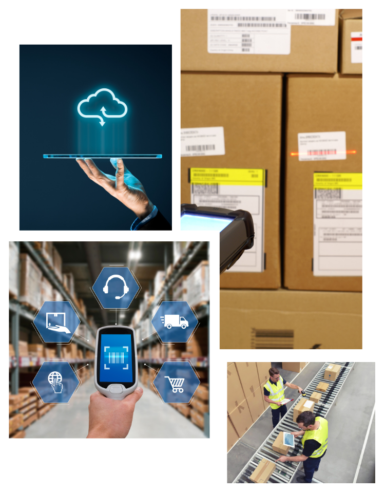 Pyrops warehouse management system - Pyrops® WMS